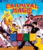 Jaquette Carnival Magic (DVD / Blu-Ray Combo)