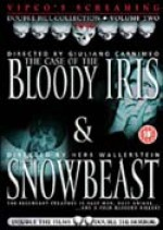 Jaquette Case Of The Bloody Iris / Snowbeast