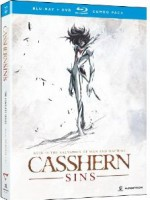 Jaquette Casshern - Complete Series - Bluray/DVD Combo
