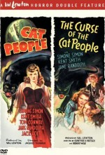 Jaquette Cat People / Curse of the Cat People