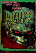 Jaquette Catacomb of Creepshows 50 Movie Pack