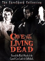 Jaquette Cave of the living Dead