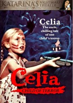 Jaquette Celia : Child of Terror