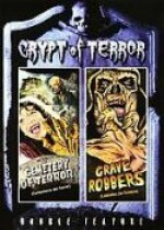Jaquette Cemetery of Terror/Grave Robbers