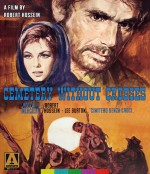 Jaquette Cemetery Without Crosses (Blu-ray + DVD)
