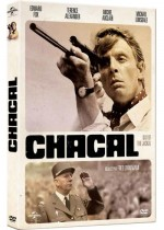 Jaquette Chacal (Blu-ray + DVD)