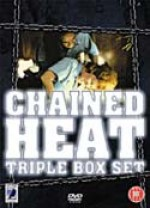 Jaquette Chained Heat (Box Set)