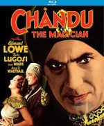 Jaquette Chandu the Magician