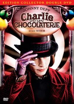 Jaquette Charlie et la chocolaterie Edition Collector