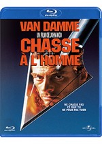 Jaquette Chasse � l'homme