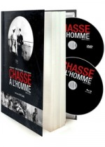 Jaquette Chasse à l'homme (Combo Blu-ray + DVD)
