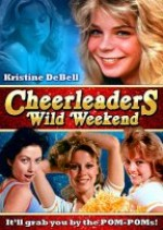 Jaquette Cheerleader's Wild Weekend