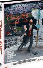 Jaquette Chicago Rot - Cover C