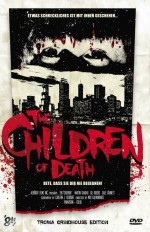 Jaquette Children of Death