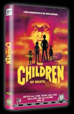Jaquette Children of Death (Cover A) EPUISE/OU OF PRINT