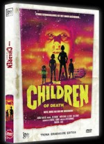 Jaquette Children of Death (Cover B)