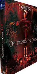 Jaquette Children of the Corn 1 + 2 (Pack)