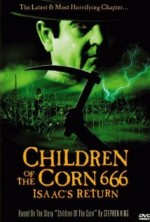 Jaquette Children of the Corn 666: Isaac's Return