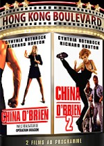 Jaquette China O'Brien + China O'Brien 2