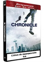 Jaquette Chronicle (Version longue - Edition limite)