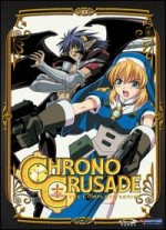 Jaquette Chrono Crusade: The Complete Series