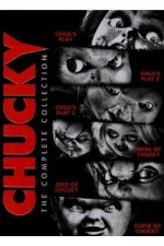 Jaquette Chucky - The Complete Collection