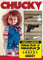 Jaquette Chucky: The Killer DVD Collection