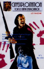 Jaquette Cin'exploitation 01 EPUISE/OUT OF PRINT