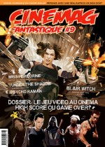 Jaquette Cinemagfantastique 09 EPUISE/OUT OF PRINT