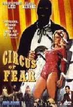 Jaquette CIRCUS OF FEAR