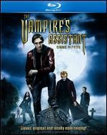 Jaquette Cirque du Freak: The Vampire's Assistant