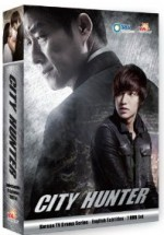 Jaquette City Hunter