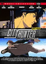 Jaquette City Hunter : Goodbye My Sweetheart