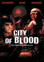 Jaquette City of Blood
