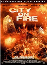 Jaquette City of Fire
