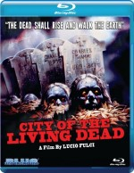 Jaquette City Of The Living Dead