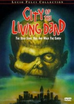 Jaquette CITY OF THE LIVING DEAD (COLLECTOR'S EDITION)