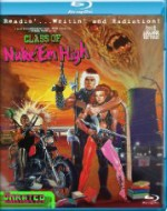 Jaquette Class of Nuke 'Em High