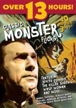 Jaquette Classic Monster Flicks