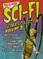 Jaquette Classic Sci-Fi Ultimate Collection, Vol. 2