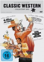 Jaquette Classic Western Collection Vol. 4