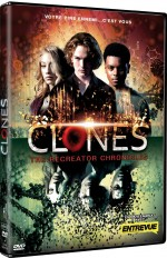 Jaquette Clones : The Recreator Chronicles