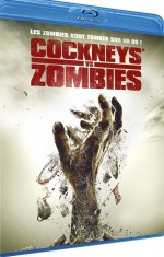 Jaquette Cockneys vs Zombies