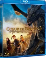 Jaquette Coeur de dragon 3 - La mal�diction du sorcier