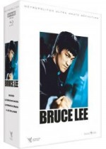 Jaquette Coffret Bruce Lee (4K Ultra HD + Blu-ray)