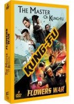 Jaquette Coffret Kung-Fu : The Master of Kung-Fu + Flowers War