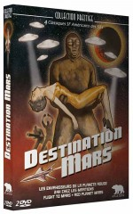 Jaquette Coffret prestige Destination Mars EPUISE/OUT OF PRINT