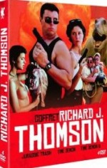 Jaquette Coffret Richard J. Thomson