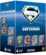 Jaquette Coffret Superman
