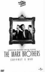 Jaquette Coffret The Marx Brothers